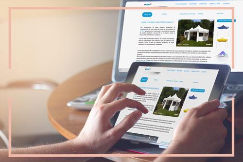 Diseño de página web Castellón