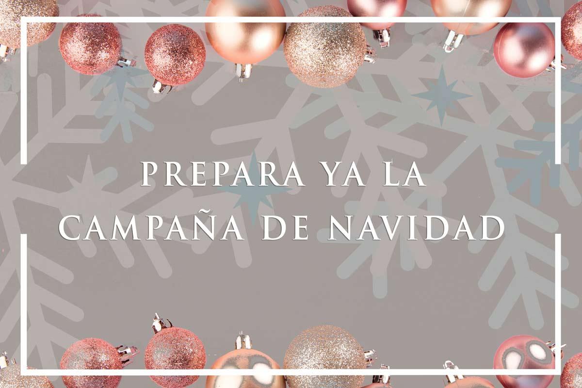 Campaña de Navidad Online