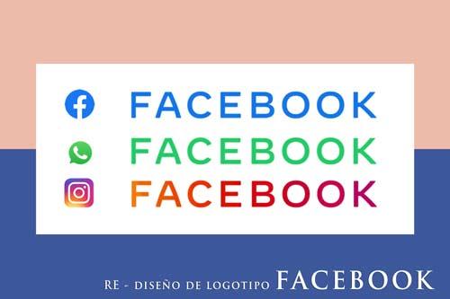 Diseño del Logo - facebook